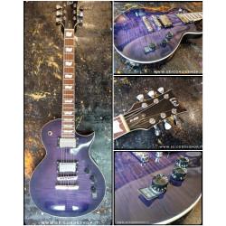 LTD EC 256 See Thru Purple