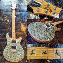 PRS SE CUSTOM24 ROASTED