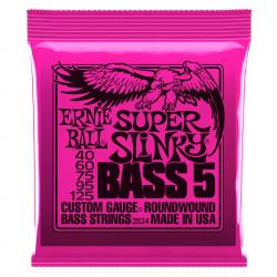 ERNIE BALL 2824 SUPER SLINKY 5