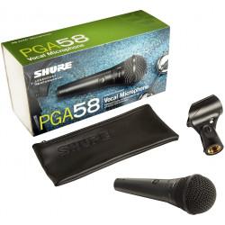 SHURE PGA58 XLR