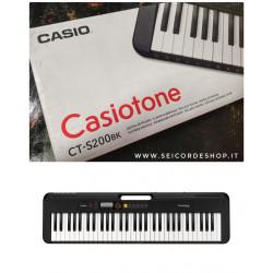 CASIO Casiotone S200 BK