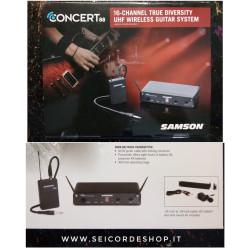 SAMSON CONCERT 88 GUITAR...