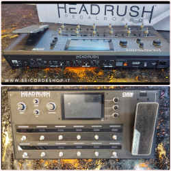 HEADRUSH Pedalboard - ex...